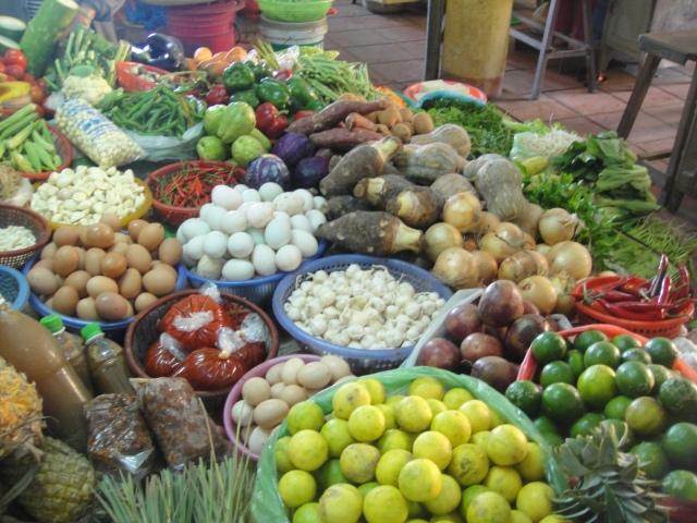 Hoi An market fare